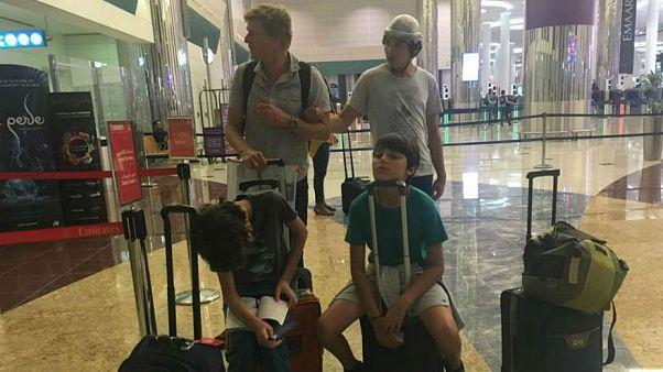 """Epilepsi hastası çocuğun yolculuğuna izin vermeyen Emirates: """"Ayrımcılık yapmadık"""""""
