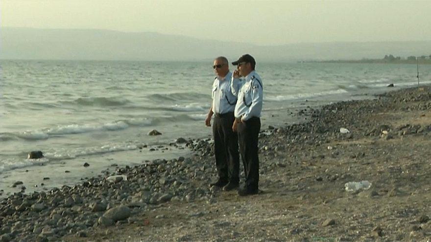إسرائيل تبحث عن صاروخ سوري في بحيرة طبريا
