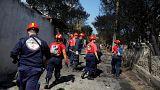 Görög tűzvész: rengetegen eltűntek
