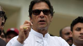 Imran Khan leads Pakistan election as opponents cry foul