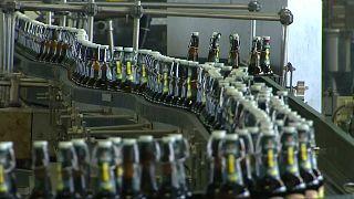 Pénurie de bière allemande à cause de la canicule
