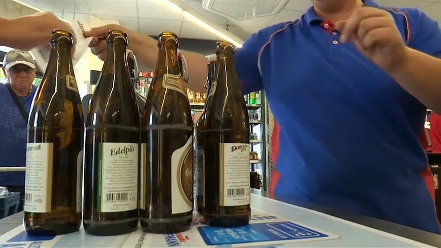 German brewers running out of bottles
