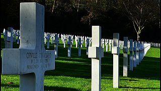 Kore Savaşı'nda ölen Amerikalı askerlerin naaşları ABD'ye ulaştı