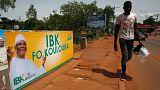 Scrutin sous tension attendu au Mali