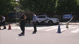 Pechino: esplosione davanti ambasciata USA