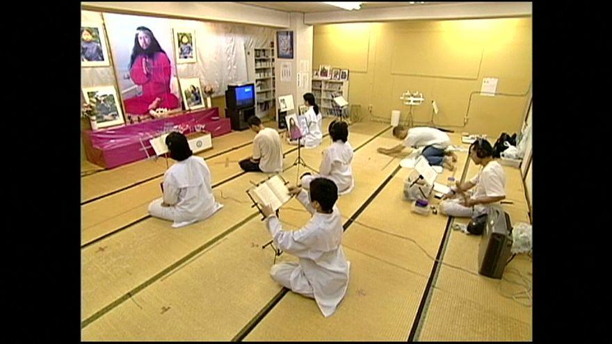 """В Японии казнены еще шесть членов """"Аум Синрикё"""""""
