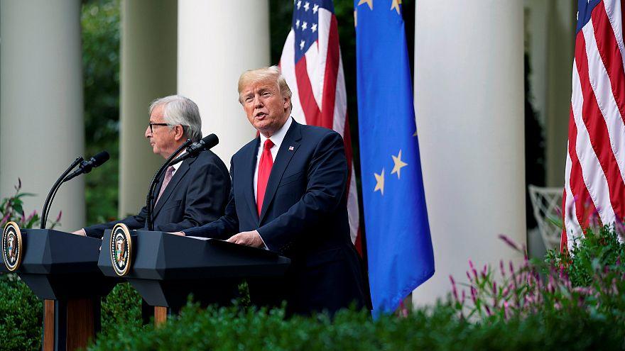 Tregua en la guerra comercial transatlántica