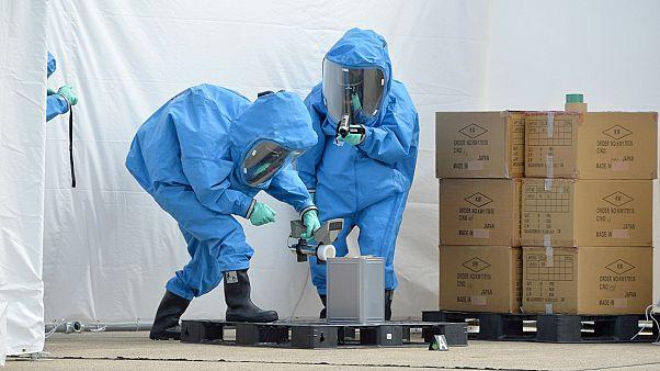 اليابان تستضيف مناورة تدريبية متعددة الجنسيات لاعتراض أسلحة الدمار الشامل