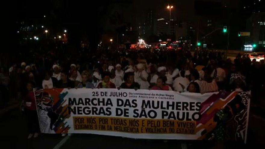 Egyre nagyobb veszélyben a fekete brazil nők