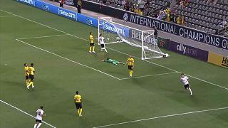 Borussia Dortmund verliert gegen Benfica Lissabon im Elfmeterschießen