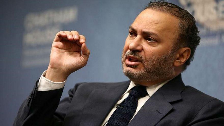 أنور قرقاش وزير الدولة الإماراتي للشؤون الخارجية