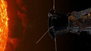 Sonda solar Parker: la nave que acariciará el sol