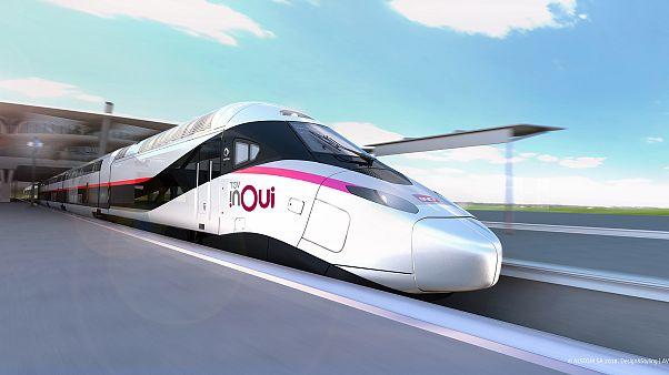 TGV du futur : contrat record pour Alstom
