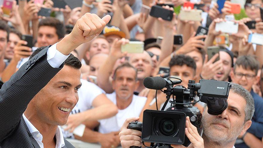 Ronaldo pagará 19 millones para no ir a la cárcel