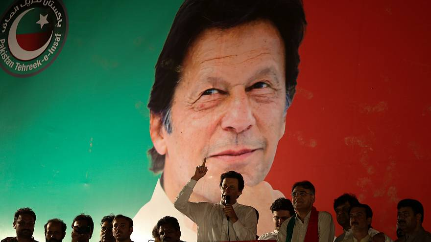 Who is Pakistan's next prime minister Imran Khan?
