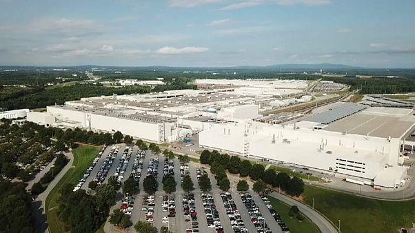 Trabalhadores da BMW nos EUA temem ameaças de guerra comercial de Trump