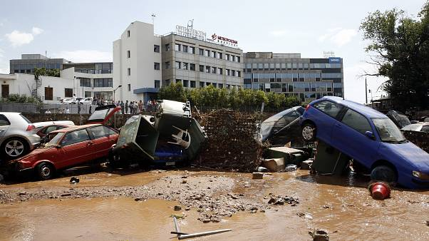 Αττική: Πλημμύρισαν τα βόρεια προάστια