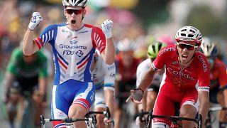 Tour 2018 : Doublé français au sprint