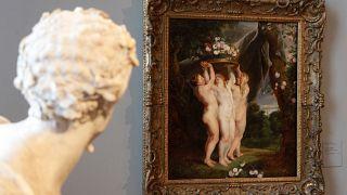 """بلجيكا تسخر من حجب فيسبوك للوحات بسبب """"العري"""""""