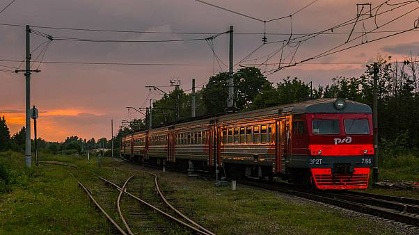 All change: Russia's odd train time custom finally hits the buffers