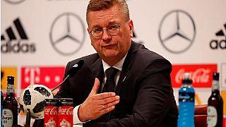 Almanya Futbol Federasyonu Başkanı Grindel'den Mesut Özil itirafı