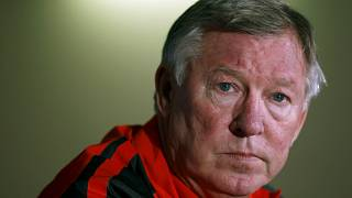 Watch: Ex-Man Utd boss Sir Alex Ferguson thanks staff after leaving hosptial