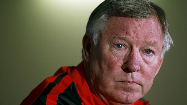 Watch: Ex-Man Utd boss Sir Alex Ferguson thanks staff after leaving hosptial