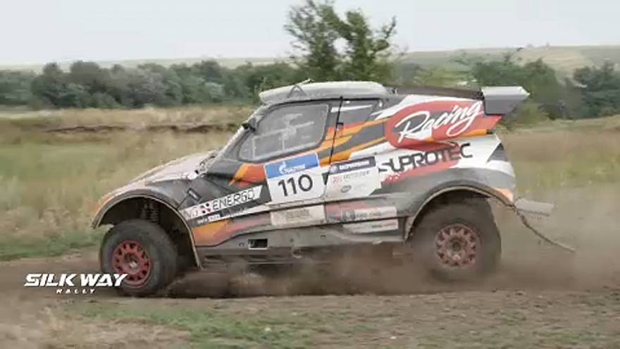 Silk Way Rally: Nasser Al-Attiyah charges into second spot