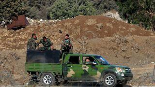 Suriye ordusu 4 yıl sonra Kunetra'ya bayrak dikti