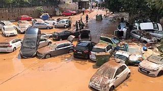 Grecia senza pace: inondazioni e frane dopo i roghi