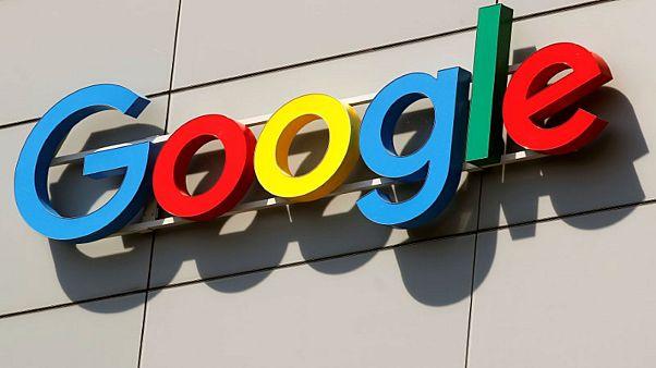 شعار جوجل في زوريخ يوم 19 يوليو تموز 2018