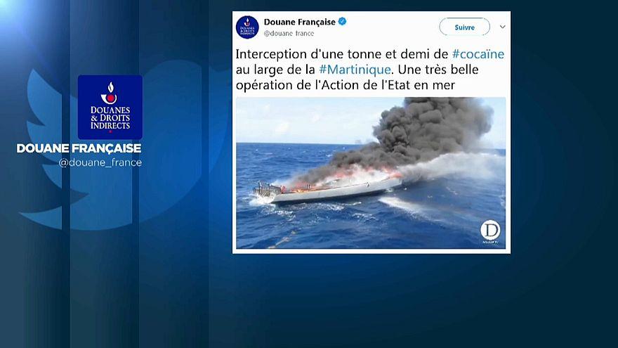 Drogcsempészek gyújtották fel Fa Nándor korábbi hajóját