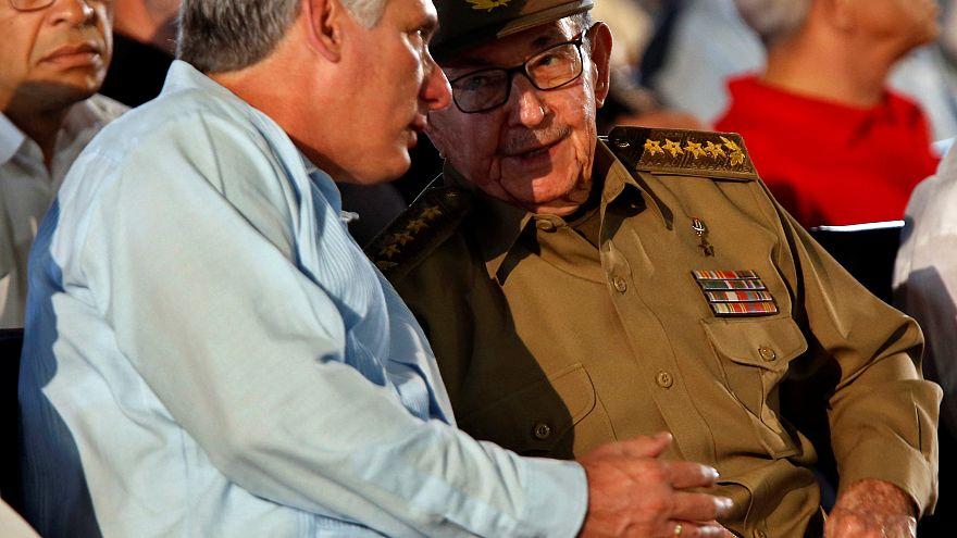"""Castro: EEUU """"estrecha el cerco"""" sobre Cuba, Venezuela y Nicaragua"""
