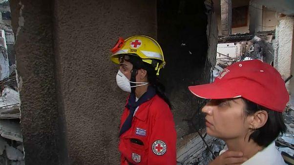 Hinweise auf Brandstiftung