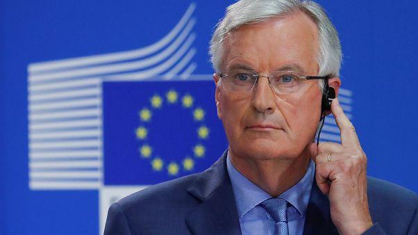 AB Brexit Müzakerecisi Michel Barnier