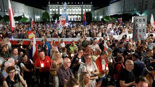 """Pologne : """"la justice s'écroule sous nos yeux"""""""
