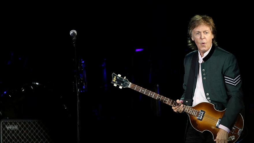 "Paul McCartney de regresso à ""caverna"" de Liverpool"
