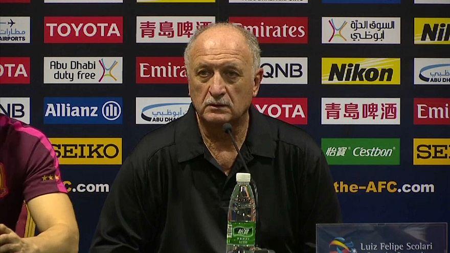 Scolari übernimmt Traineramt bei Palmeiras