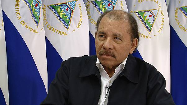 Nicaragua's Ortega insists his departure would be 'path to anarchy': exclusive