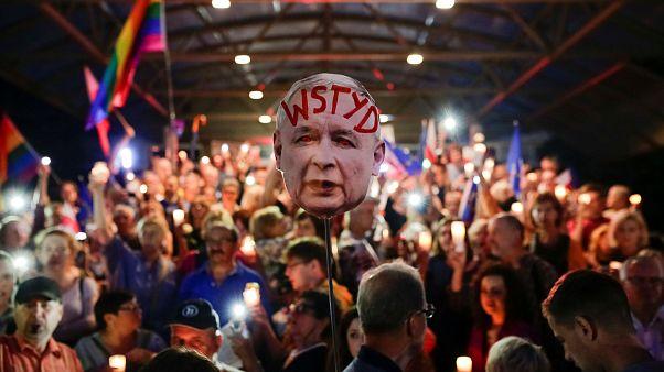 Polonia: nuove manifestazioni contro la riforma della giustizia