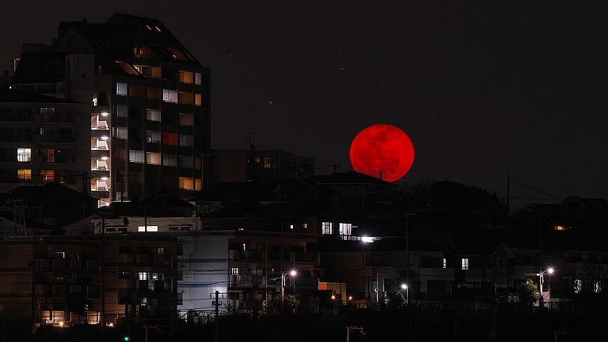 Eclipse lunaire totale ce soir ! Ce qu'il faut savoir