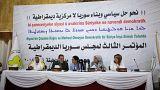 SDG savaşın başından beri ilk kez Şam yönetimi ile masada