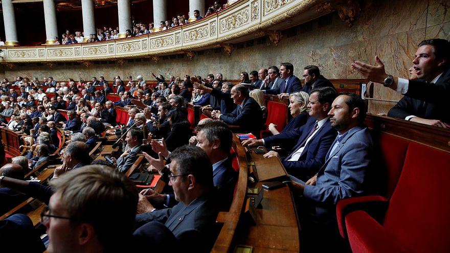 France : l'affaire Benalla déchire l'Assemblée