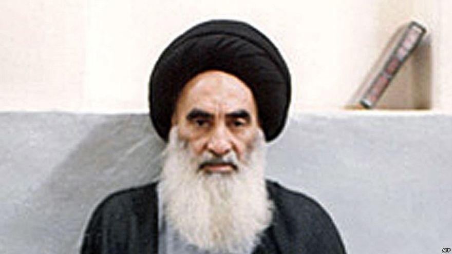 السيستاني يدعو لتشكيل الحكومة العراقية الجديدة في أقرب وقت