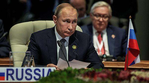 Rusya Devlet Başkanı Putin'den Trump'a Moskova daveti