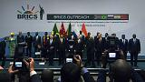 "Brics summit: importance of ""open world economy"""