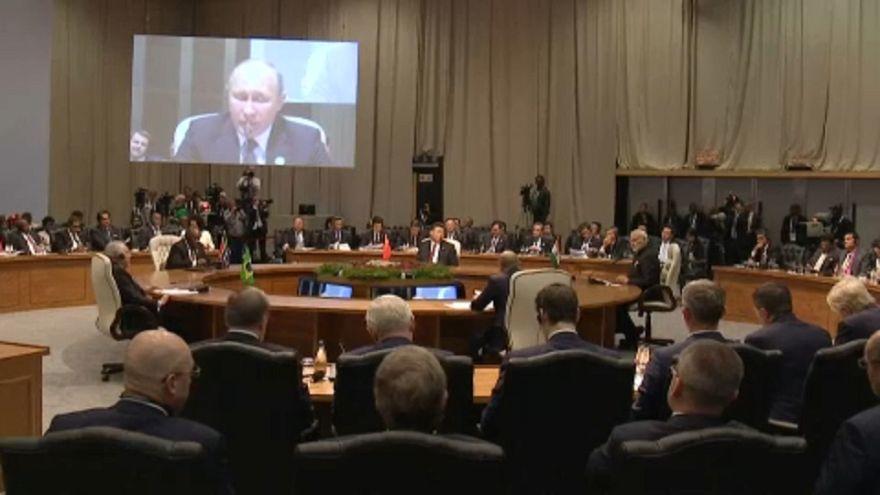 BRICS: Κοινή απόφαση κατά της μονομέρειας