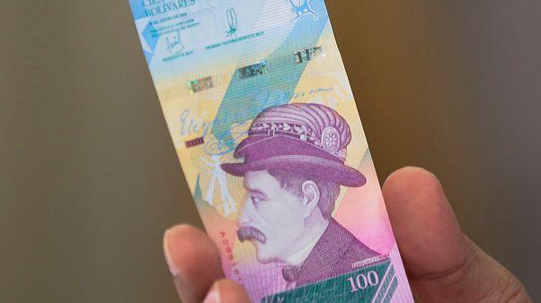Venezuela: via 5 zeri dalle banconote