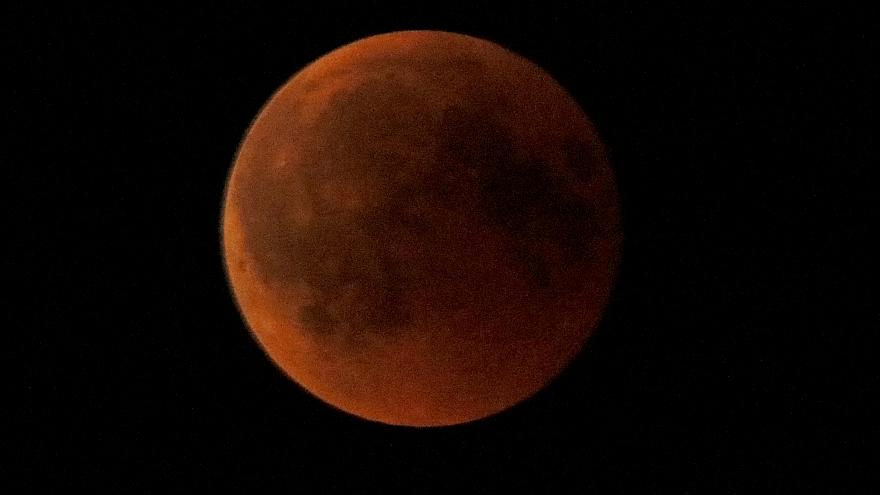 Missed the lunar eclipse? Take a look at our photo gallery