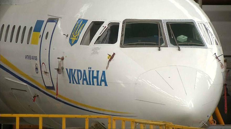 Antonov-Boeing: nuovi aerei targati Ucraina-Usa